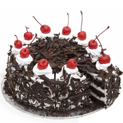 Finger-Licking Black Forest Cake for Anniversary