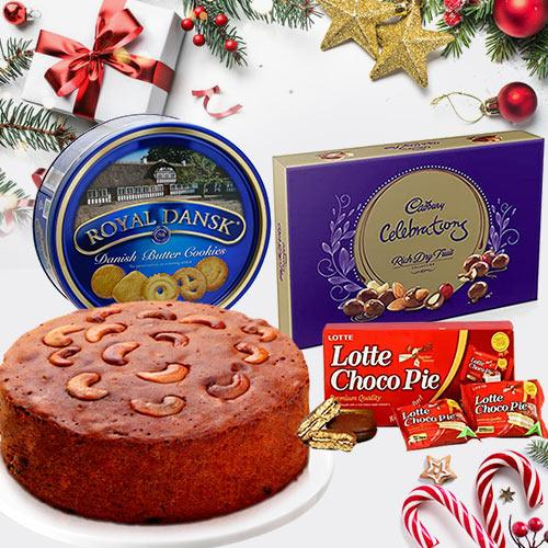 Remarkable Christmas Gift Hamper