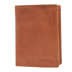 Extraordinary Urban Forest Brown Coloured Leather Wallet for Men