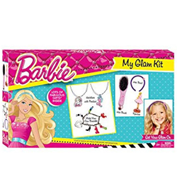 Barbie�s Joyous Frill Multi Color Glam Kit