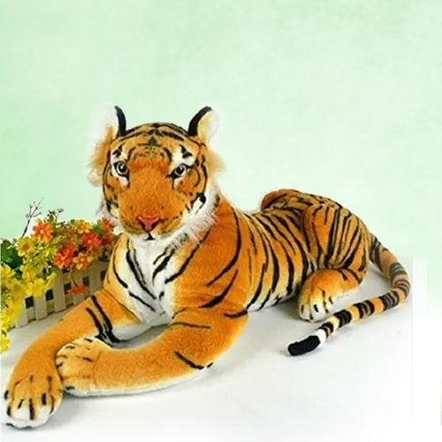 Lovable Tiger Soft Toy