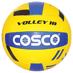 Stunning Cosco Volleyball Volley 18 (Size 4)
