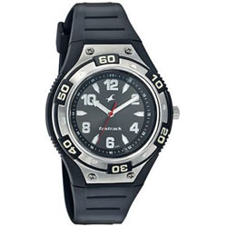 Classic Round Dial Gents Watch from Fastrack