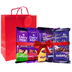 Amazing Cadbury Dairy Milk Collection