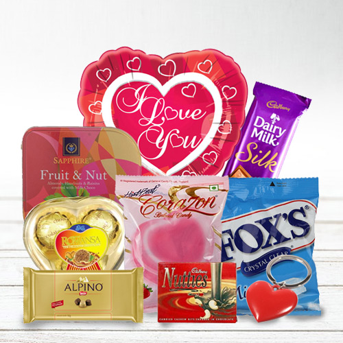 Amazing I Love You Chocolate Hamper
