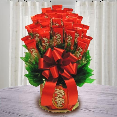 Marvelous Nestle Kitkat Bouquet