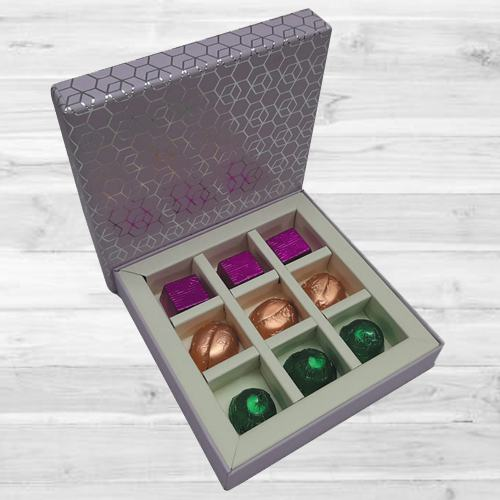 Ambrosial Handmade Chocolates Gift Box