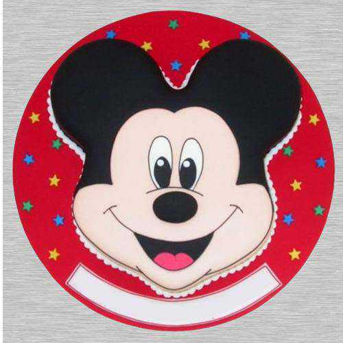 Surprising Mickey Mouse Cake for Kids Party