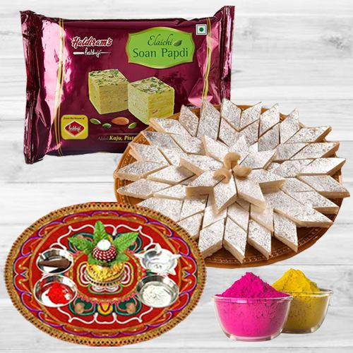 Colorful Holi Festivity Hamper