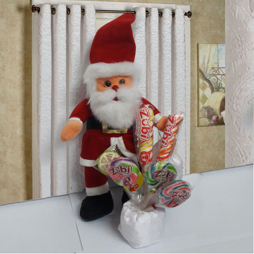 X-Mas Hamper of Santa n Candies
