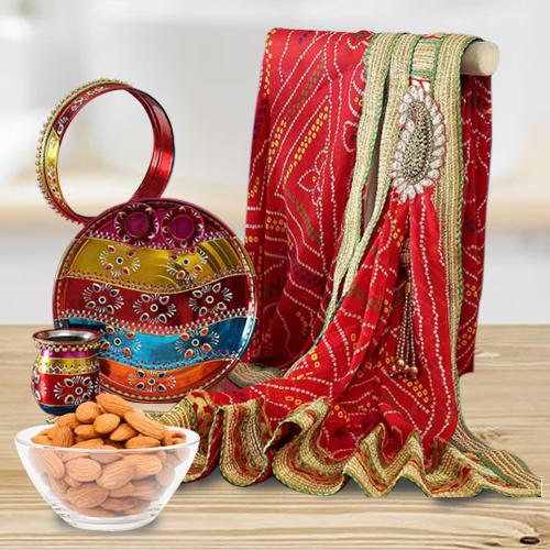 Wonderful Karwa Chauth Sargi