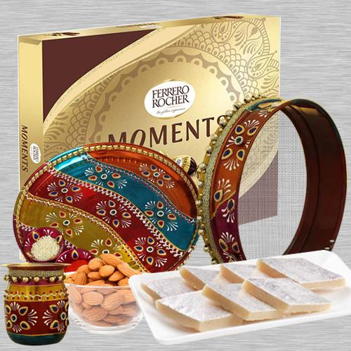 Exclusive Karwa Chauth Shagun Hamper