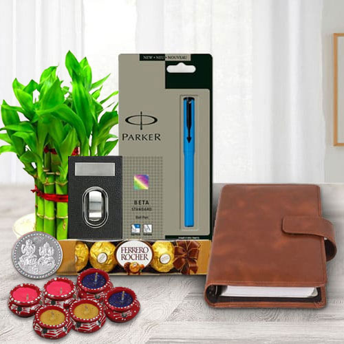 Exclusive Eco-Friendly Gift Hamper for Diwali