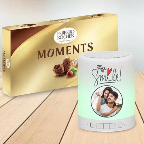 Marvelous Personalized Bluetooth Speaker n Ferrero Rocher