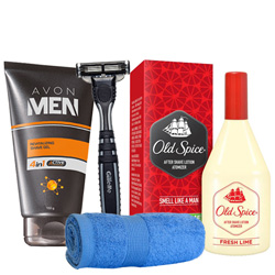 Amazing Shaving Kit Combo for Men