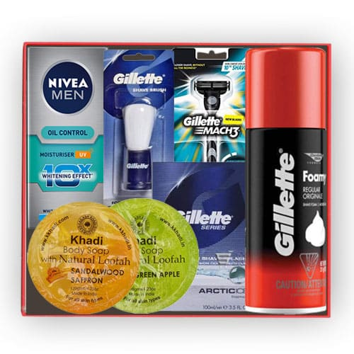 Exclusive Grooming Hamper for Mens