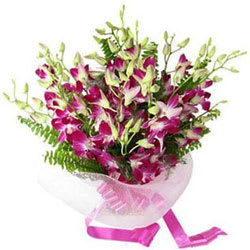 Tropical Orchids Bouquet
