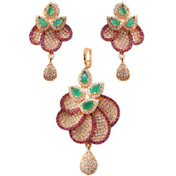 Fascinating Wedding Special Necklace Set