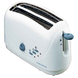 Morphy Richards AT-401 4 Slice Pop Up Toaster