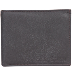 Magnificent Longhorn Leather Wallet for Men