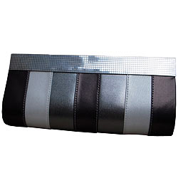 Amazing Silver Ladies Clutch from Spice Art