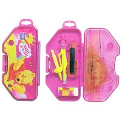Winnie-the-Pooh Geometry Set Case for Kids