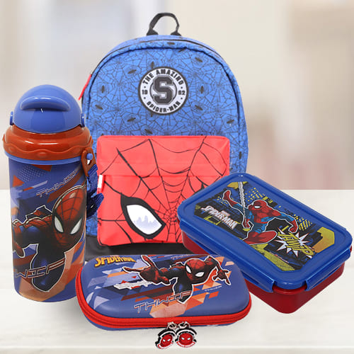 Remarkable Back to School Combo from Marvel Spiderman