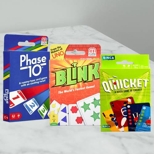 Exclusive Card Games Set for Kids