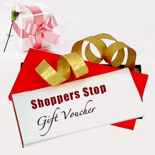 Attractive gift Vouchers worth Rs.2000 from Shoppers Stop