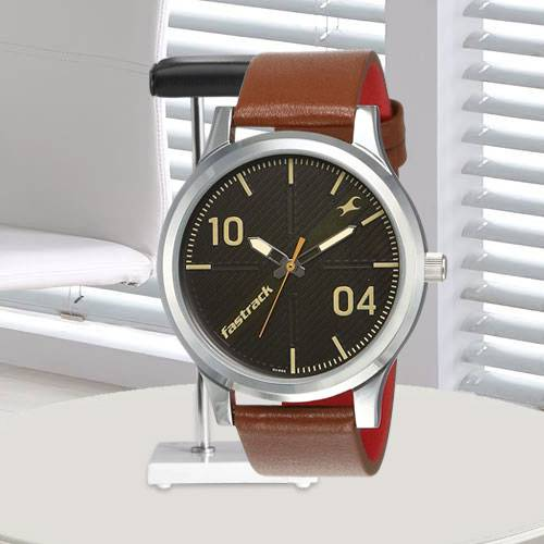 Exclusive Fastrack Fundamentals Analog Mens Watch